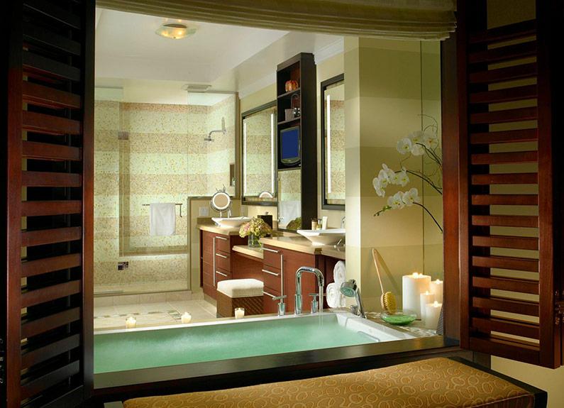 Master Bath Hyatt Siesta Key Beach Kin Care Services